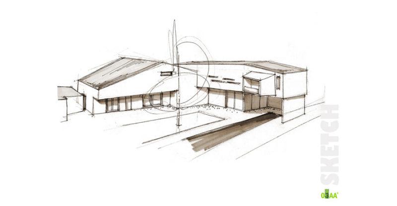 Nuova villa unifamiliare ad Accra