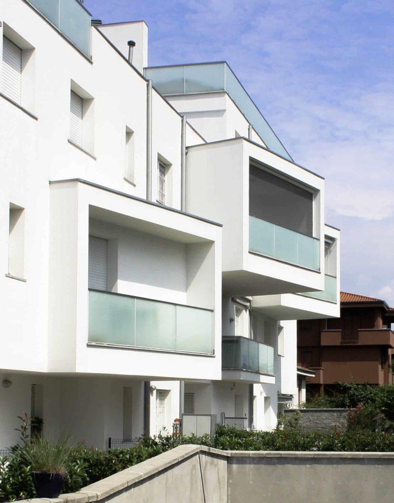 Nuovo insediamento residenziale in Brugherio