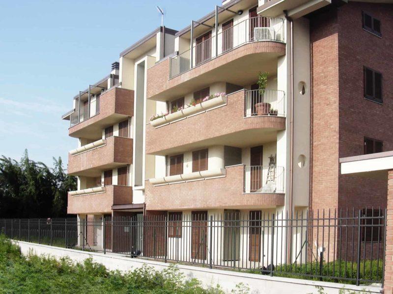 Nuovo edificio residenziale in Paderno